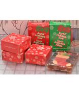 Specialty Holiday bar Soap Gift Set Christmas Bell Stocking glycerine Av... - $9.89