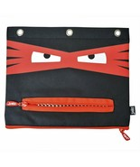 ZIPIT Ninja 3 Ring Pouch, Red - $5.93