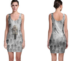 The Punisher Hot News Bodycon Dress - $24.70+