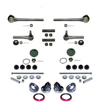 16 Piece Tie Rod Ball Joint Wheel Bearing Seal Kit fits 1997-03 Ford F-1... - $102.46