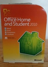 Microsoft Office Home and Student 2010 Software for Windows - $31.78