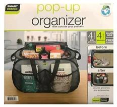 Pop-Up Organizer Smart Works Eco-Friendly Smarter Living Color Black by ... - $42.99