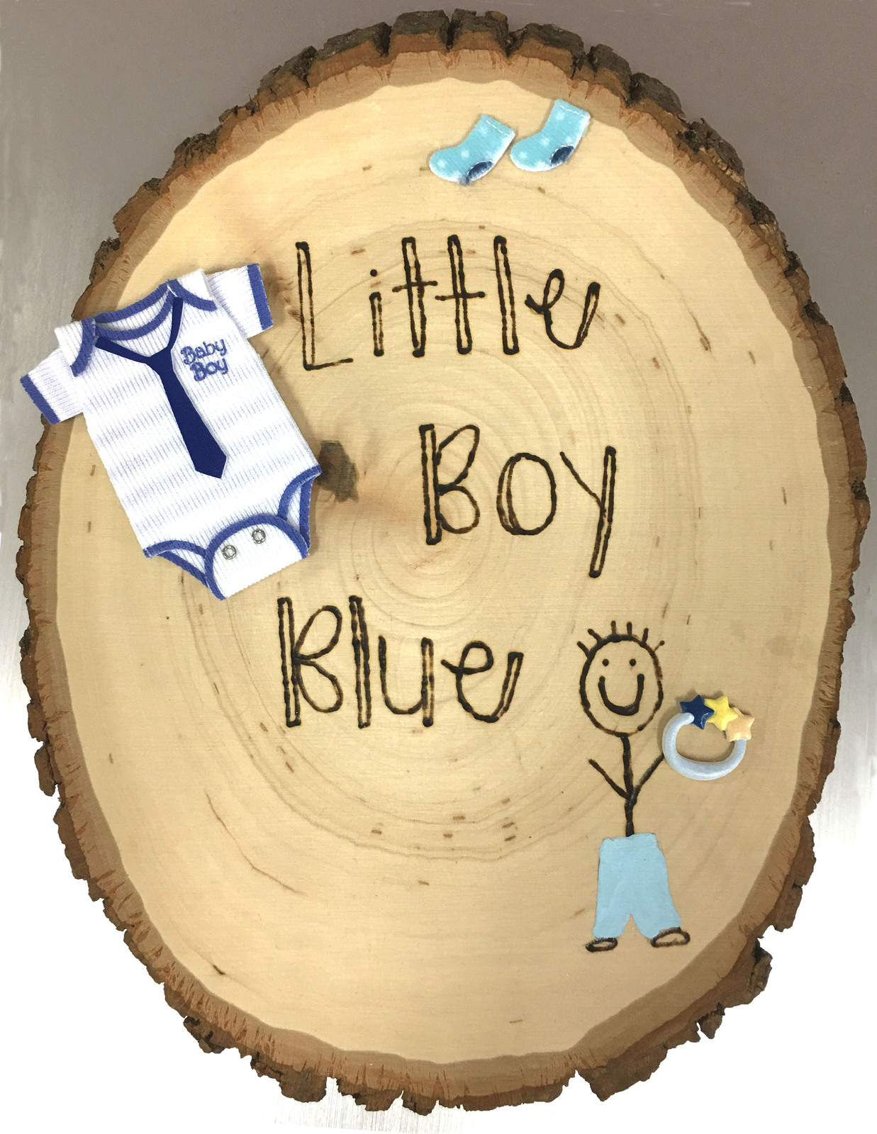 Little Boy Blue Nursery Wall Decor and similar items