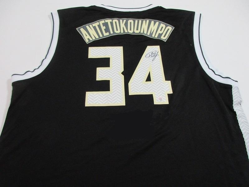 Greek nba 1.1. Greek nba 1.1. Previous. GIANNIS ANTETOKOUNMPO - MILWAUKEE  BUCKS - HAND SIGNED BLACK NBA LOGO JERSEY COA d71682927