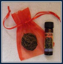 High John The Conqueror Root & Oil Kit - $10.99