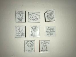 """Vintage Stampin"""" Up!  Stamps - $17.82"""