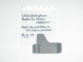 White Westinghouse Bread Maker OEM Paddle for Model WBB4500  - $12.28