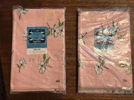 New NWP 2 Pair/Set 4 Vintage Pillowcases Made i... - $33.25