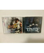 STREET FIGHTER IV + THIEF - 2 VIDEO GAME SOUNDTRACK CDs - FREE SHIPPING - $23.38