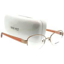 NEW NINE WEST Eyeglasses Size 51mm 135mm 18mm New With Case - $27.76