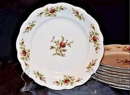 Bavarian German China Johann Haviland (Dinner Plates) AB 55-DNo. 22 Vintage