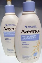 Aveeno Active Naturals Stress Relief Moisturizing Lotion - 12 oz / Pack ... - $18.56