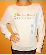 WILDFOX Women's 24 Carat Pullover Sweatshirt Jumper size XS NWT - $39.59