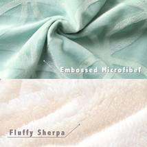 VVfamily Soft Fluffy Microfiber Fleece Sherpa Plush Throw Blanket Twin 60x80 image 9