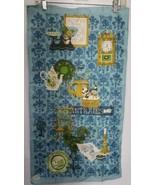 Vintage Leacock Linen Antique Tea Towel Kitchen Antiques USA New - $12.86