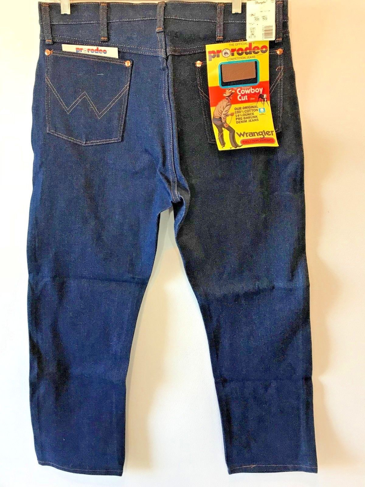 7a964d87 Vine Wrangler Pro Rodeo Jeans Made In Usa And 25 Similar Items