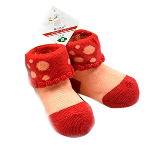 Infant Shoes Toddler Anti Slip Skid Shocks Baby Stockings Newborn