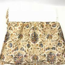 Ralph Lauren Marrakesh Bed Skirt Queen Paisley Sateen Moroccan Rug - $33.72