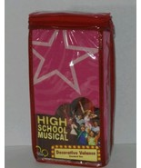 HIGH SCHOOL MUSICAL DECOR VALANCE FLAMING STARBURST SZ 84 in. X 15 in. R... - $14.69