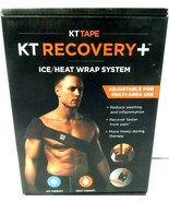KTTape KT Recovery+ Ice/Heat Wrap System w Adjustable for Multi-Area Use... - $9.73