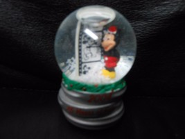 JC Penney / Disney Mickey Mouse Miniature Snow ... - $11.63