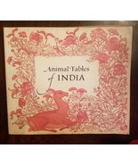 Animal Fables of India by Narayana 1985 Paperback - $15.15