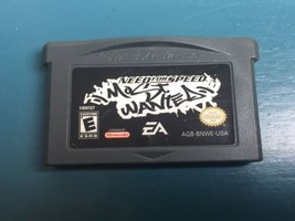 Need for Speed: Most Wanted (Nintendo Game Boy Advance, 2005)-Tested Wor... - $3.95