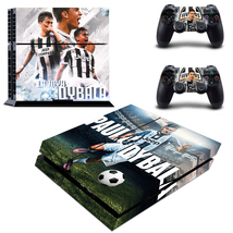 PS4 Console Controllers Skins Paulo Dybala La Joya FC Decal Vinyl Stickers Set - $13.00