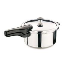 Presto 4 Quart Stainless Steel Pressure Cooker - £32.83 GBP