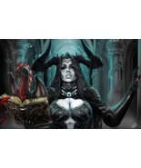 Haunted Amulet Heart Of The Abyss Hellfire Dark Demon Witch Power Sex We... - $405.00