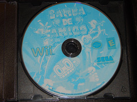 Samba De Amigo Nintendo Wii 2008 Game Only Free Shipping Music Dance SEGA - $4.94