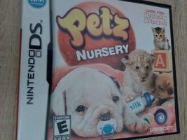 Nintendo DS Petz Nursery image 1