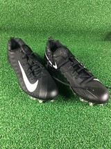 Baltimore Ravens Team Issued Nike Alpha Menace 13.0 Size Football Cleats - $49.99