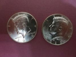 2020  P & D  Kennedy HALF. - $4.75