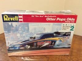 Revell 1/24 Model #7490 - Ed The Ace McCulloch Otter Pops Olds Funny Car... - $49.95