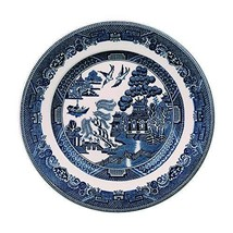 "Johnson Brothers Willow Blue Bread & Butter Plate, 6"", Blue - $15.99"