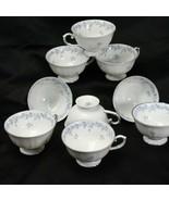 Franconia Krautheim Delphine Cups Lot of 8 - $48.99