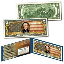 STAR-SPANGLED BANNER FLAG War of 1812 - USA Vintage Flag Series $2 US Bi... - $13.06