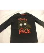 Black Shirt Long Sleeve 6X 100% Cotton - $6.99