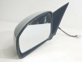 Fits 09 Infiniti G37 Convertible Right Pass Mirror Unpainted With Heat Memory
