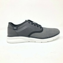 Vans ISO 2 Rapidweld Black True White UltraCush Skate Shoes Womens Size 8 - $49.95
