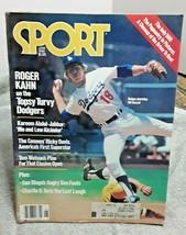 Sport Magazine June 1980 Bill Russell Dodgers Abdul-Jabbar Dan Fouts Tom... - $6.79