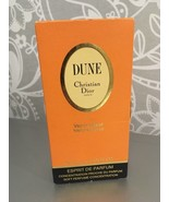 RARE DUNE PARFUM by Christian Dior 0.5oz/ 15ml - $137.61
