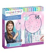 Make It Real – DIY Dreamcatcher. Make Your Own Dream Catcher Arts and Cr... - $14.84