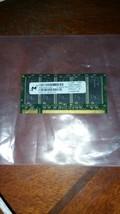 MEM-XCEF720-512M 512MB DDR PC2700 DDR-333 64X8 9CHIPS 200PIN ECC TESTED