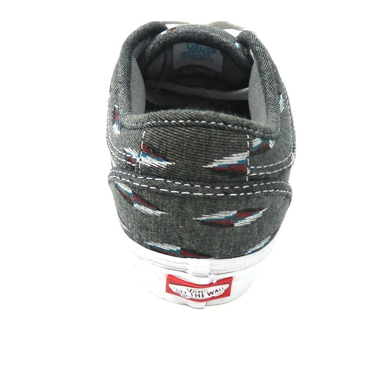 04eaba375c Vans Chukka Low Chimayo Grey Jersey Men s Skate Shoes SIZE SZ 11 ULTRACUSH  PRO