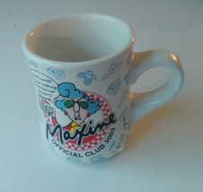 2003 Maxine Official Club Mug Hallmark coffee I love my attitude problem... - $22.76