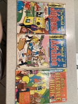 Archie Comics Group. Giant Jughead #194, Giant World of #184, Riverdale ... - $9.75