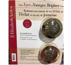 2x 60 = 120 Elizabeth Arden Ceramide Eyes Time Complex Capsules - $40.70