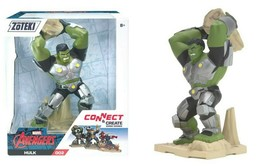 NEW SEALED 2020 Jazwares Zoteki Incredible Hulk Marvel Diorama Action Fi... - $24.74